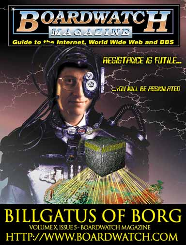 [Art: BillGatus of Borg]