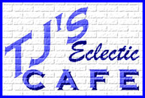 TJ's Eclectic Café: The Foyer (LOGO)
